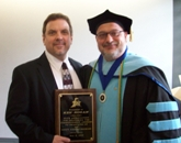 Ken Nogan and Dr. Ferguson