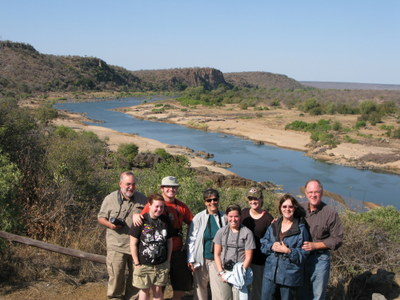 A group in southern Africa