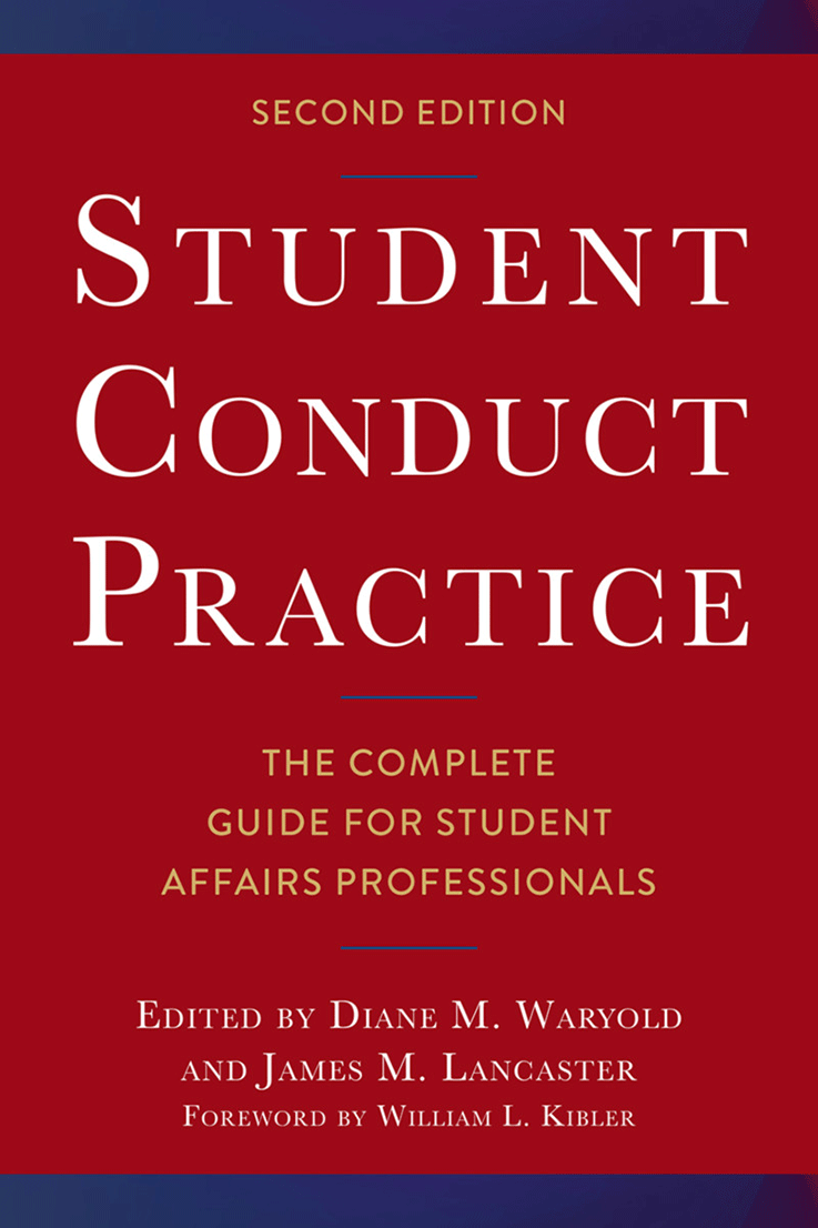 Stident Conduct Practice bookcover