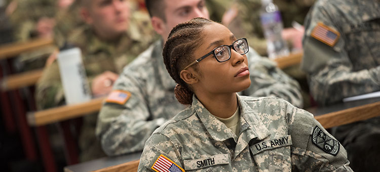 Earn Graduate Credits for Your Military Training and Experience