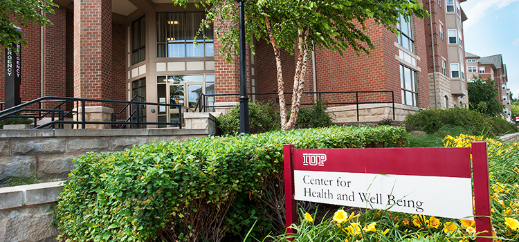 Center for Health and Well-Being - Rhonda H  Luckey Center