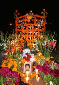 Day of the Dead Altar- Mexico
