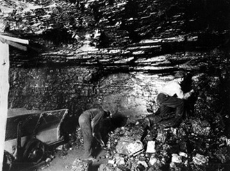 The Ernest Mine Disaster Of 1916 A Dangerous Life Coal