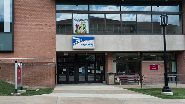 Post Office - Indiana University of Pennsylvania