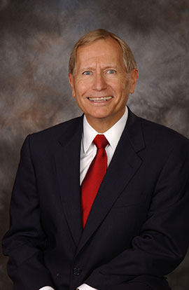 Iup Campus Map >> David Werner - Past Presidents - About - President - IUP