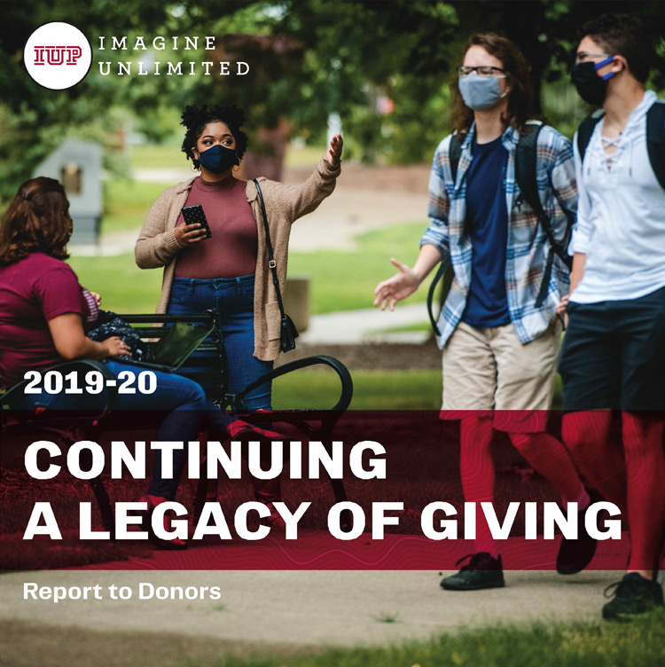 19-20 Donor Report Cover
