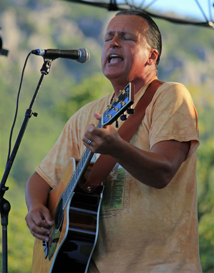 Michael Jacobs - Native American Singer Songwriter