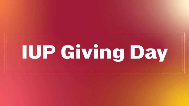 IUP Day of Giving